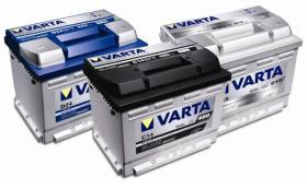 Baterias Varta