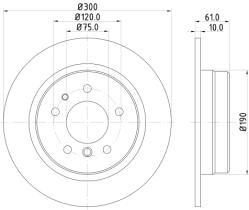Qps 1100109 - D.FRENO IS AMIGO-PICKUP-TROOPER