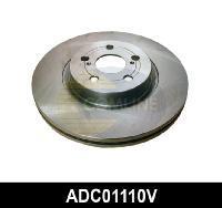 Comline ADC01110V - DISCO DE FRENO