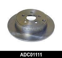Comline ADC01111 - DISCO DE FRENO