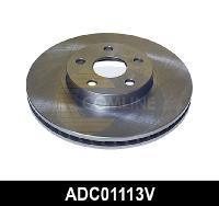 Comline ADC01113V - DISCO DE FRENO