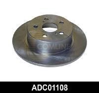 Comline ADC01108 - DISCO DE FRENO