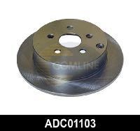 Comline ADC01103 - DISCO DE FRENO