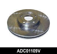Comline ADC01109V - DISCO DE FRENO