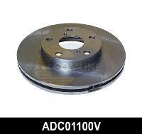 Comline ADC01100V - DISCO DE FRENO
