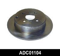 Comline ADC01104 - DISCO DE FRENO