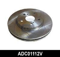 Comline ADC01112V - DISCO DE FRENO