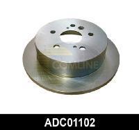 Comline ADC01102 - DISCO DE FRENO