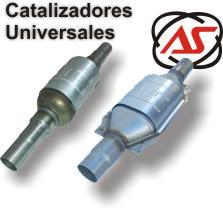 Catalizadores Universales  As