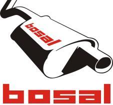 TUBO DELANTERO/INTERMEDIO  Bosal