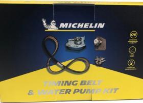 Kits distribución con bomba agua  Michelin