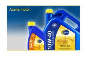 Aceite Motor - Motor Oil  Comline
